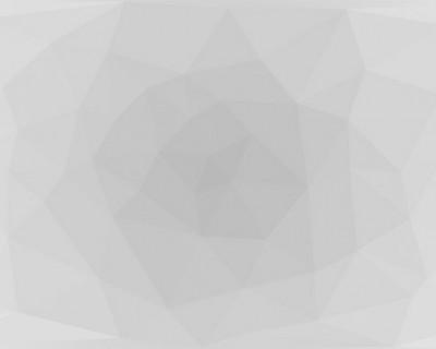 浅灰色低多边形PPT背景图片
