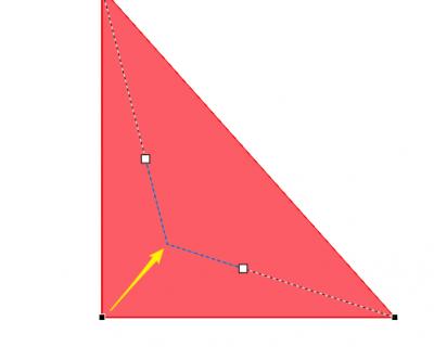 怎么使用ppt制作钝角三角形 使用ppt制作钝角三角形图形的图文教程