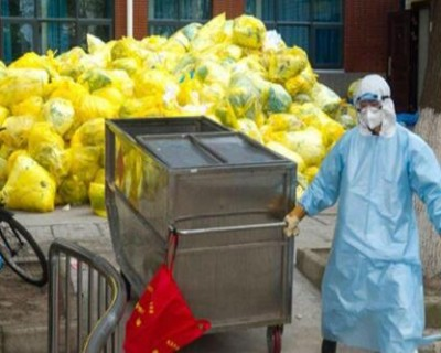 武汉疫情期间垃圾怎么处理