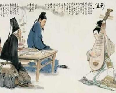 琵琶行原文翻译及赏析 琵琶女的命运为何感动白居易