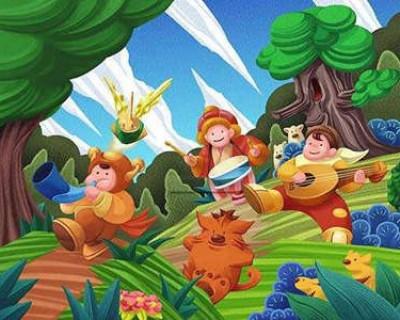 儿童睡前经典童话故事文字版大全,让孩子受益一生