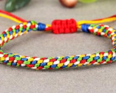 端午节为什么要戴五彩绳 端午节五彩绳编织方法