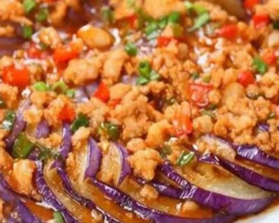 肉末茄子的做法 简单快手菜肉末茄子的家常做法