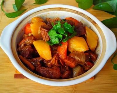 红烧牛肉的做法超正宗 家常红烧牛肉好吃又实惠