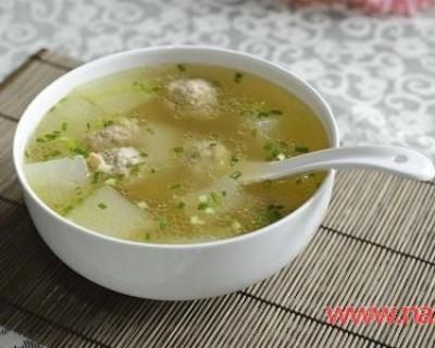 冬瓜汤怎么做减肥(吃10天水煮冬瓜可以放盐吗)