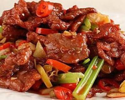 小炒牛肉变美味的小窍门 需要这几个简单步骤