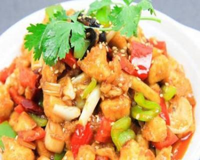 二十道简单易做家常菜之辣子鸡丁的家常做法