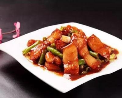 二十道简单易做家常菜 猪肉炖豆角