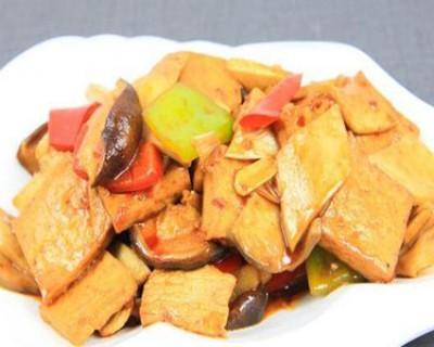 二十道简单易做家常菜之烧豆腐