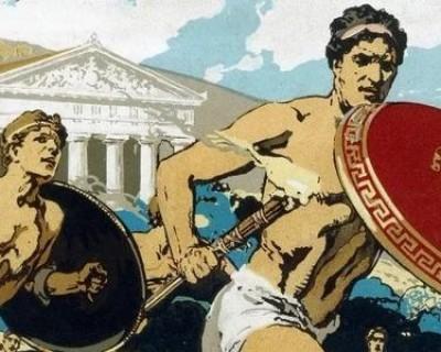 历数希腊最经典的神话故事