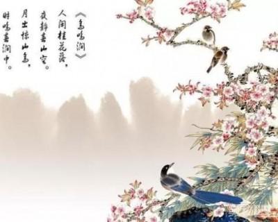 历数中国著名经典宋词二十首