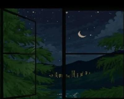 晚安心语优美的语句,简单一句晚安致自己