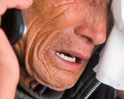 女警教科书式劝阻老人转账55万