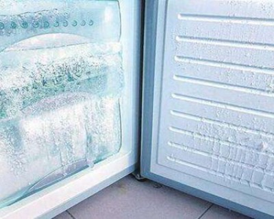 冰箱冷藏室结冰是什么原因?应该调到多少度才好?