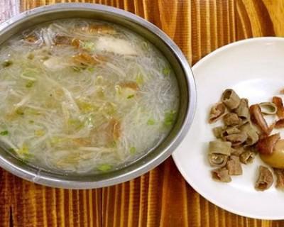 闽南风味的家常做法怎么做? 早餐必备的面线糊味道鲜美!