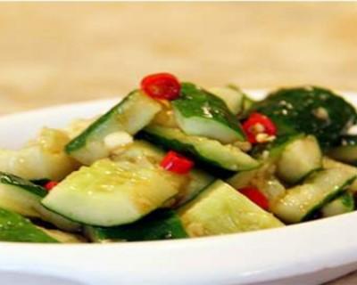 凉拌黄瓜的做法大全,夏日清凉开胃爽口必备小菜