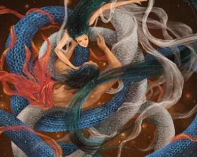 为什么女娲是一条蛇 我们是女娲后人还是龙的传人
