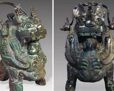 日本盗走的中国文物数不尽 这几件还成日本国宝令人痛心
