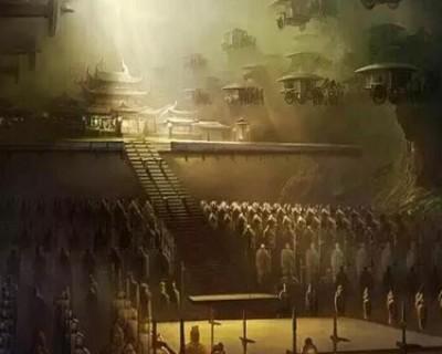 秦始皇陵为什么不敢挖 防盗措施太强悍