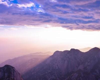 关于登高望远的诗句有哪些 从句中体会诗人登高望远的情怀!