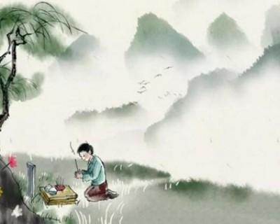 清明节的诗句 历史上最有名的清明节诗句盘点
