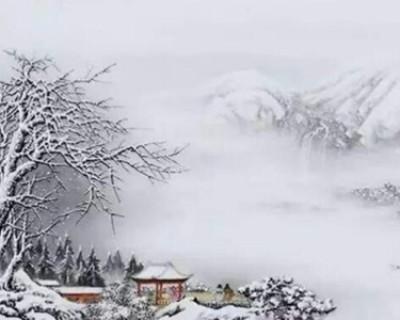 关于雪的诗句有哪些 描写雪的优美句子精选