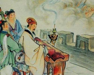 三国演义中关于诸葛亮的故事两则