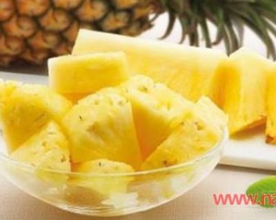 菠萝的功效与作用 超多营养助你健康一夏