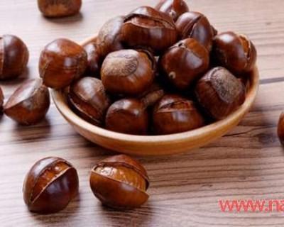栗子的营养价值与功效,栗子怎么剥壳最简单及做法