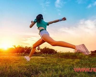 关于运动的励志句子,享受运动的唯美句子