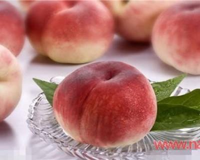 桃子的功效与作用及禁忌,女人吃桃子的好处多多