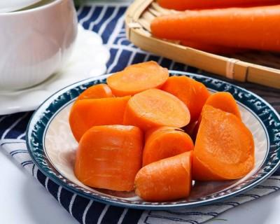 胡萝卜的营养价值?(经常吃胡萝卜对身体有很多益处)