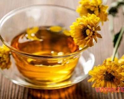 菊花茶的功效与作用及禁忌,菊花泡水好不好?
